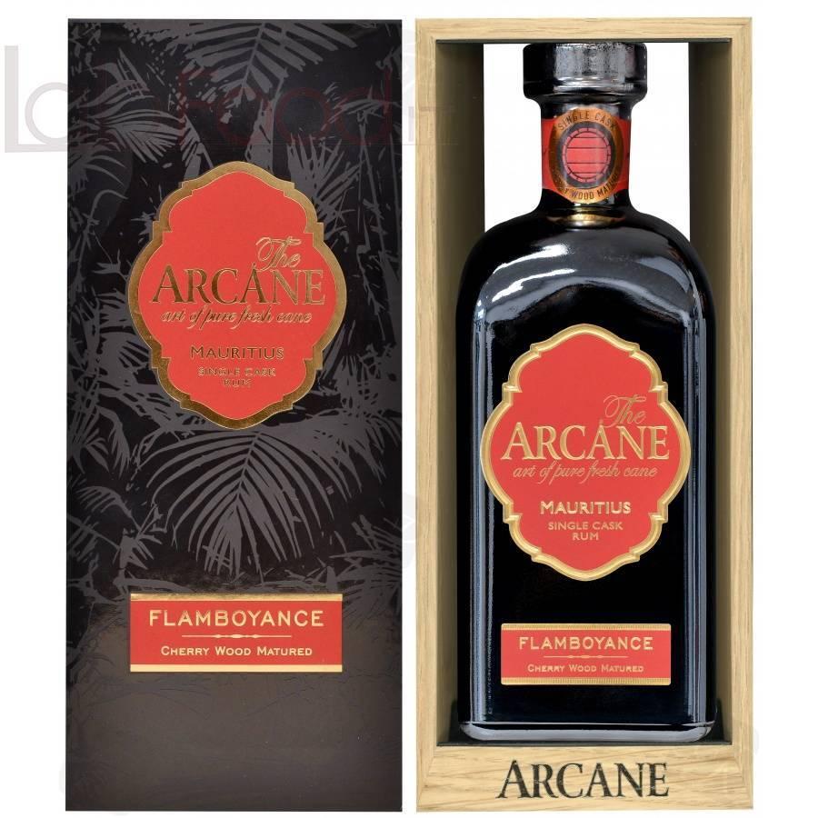 ARCANE RUM FLAMBOYANCE S,CASK CL70