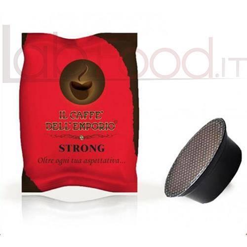 EMPORIO DEL CAFFE A MODO MIO STRONG (100 PZ)