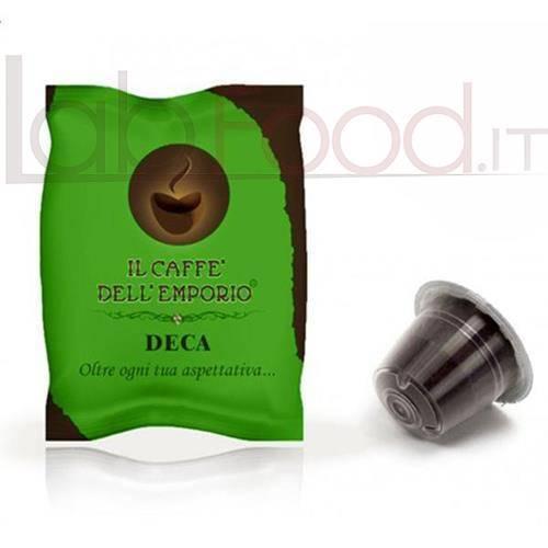 EMPORIO DEL CAFFE NESPRESSO DEK (100 PZ)