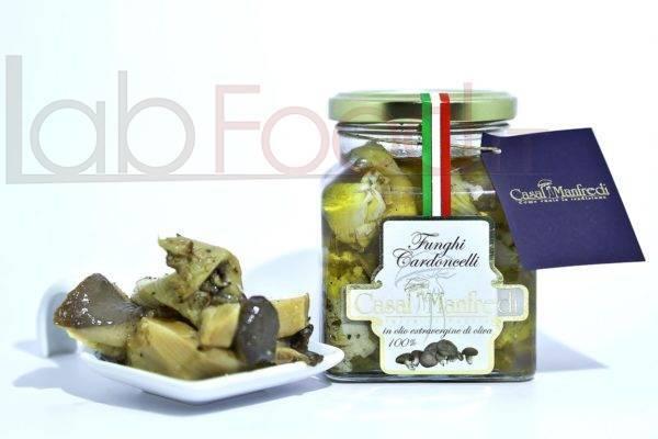 CASALMANFREDI FUNGHI CARDONCELLI CLASSICI  GR 314 ORIGINE PUGLIA