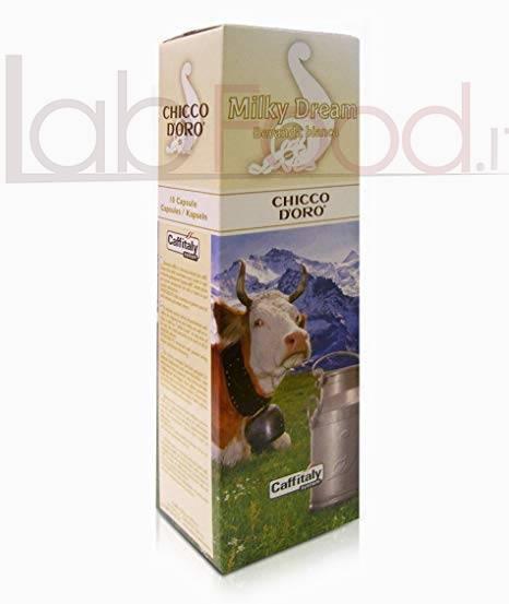 CAFFITALY CHICCO DORO LATTE X 10