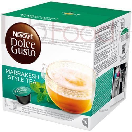 NESCAFE DOLCE MARRAK TEA X 16