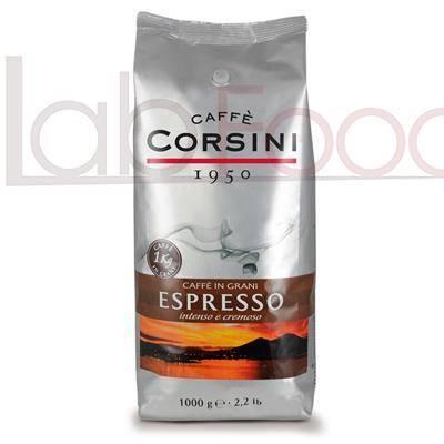 CAFFE CORSINI ESPRESSO IN GRANI KG 1