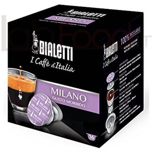 BIALETTI MILANO BOX 16 CAPSULE