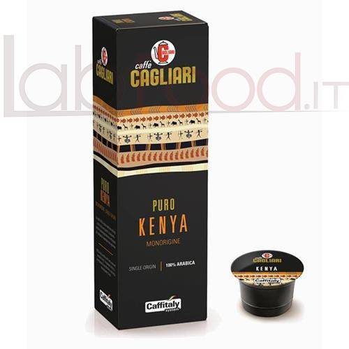 CAFFITALY CAGLIARI KENIA X 10