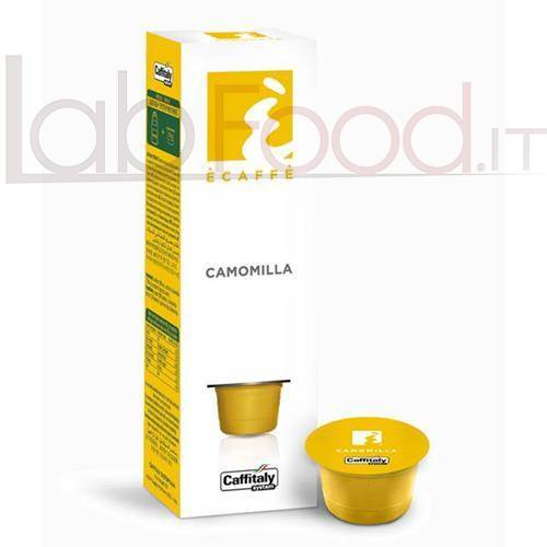 CAFFITALY CAMOMILLA X 10
