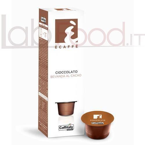CAFFITALY CIOCCOLATO X 10