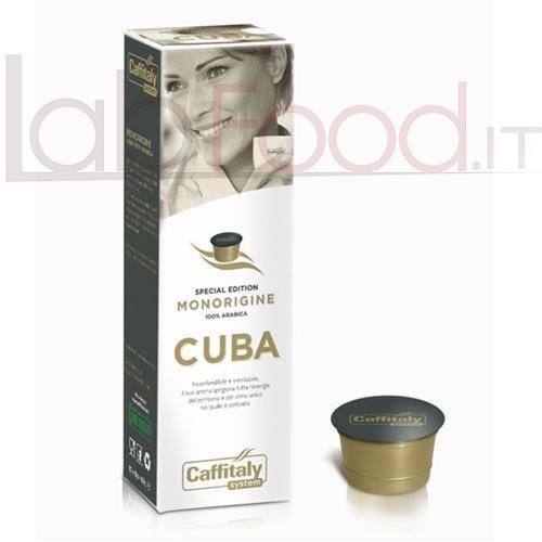 CAFFITALY CUBA X 10