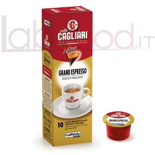 CAFFITALY CAGLIARI GRAND ESPRESSO X 10