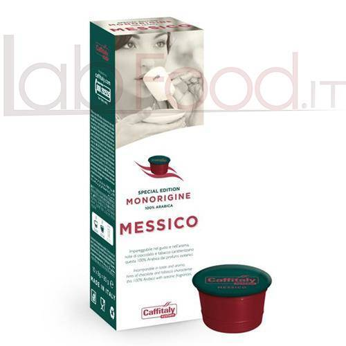 CAFFITALY MESSICO X 10