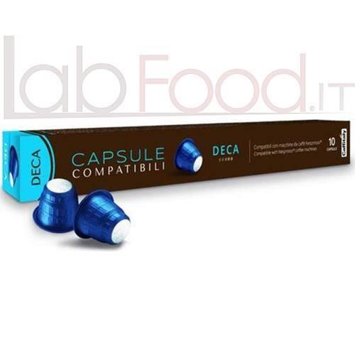 CAFFITALY COMPATIBILE NESPRESSO DEC X 10