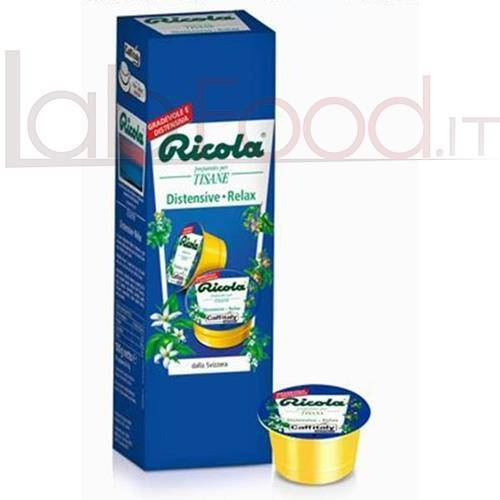 CAFFITALY RICOLA DISTENSIVA RELAX