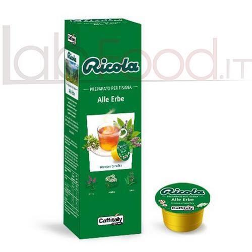CAFFITALY RICOLA ERBE X 10
