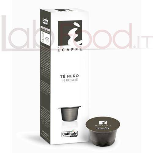 CAFFITALY THE NERO LIMONE X 10