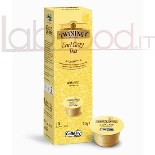 CAFFITALY TWININGS EARL GREY X 10