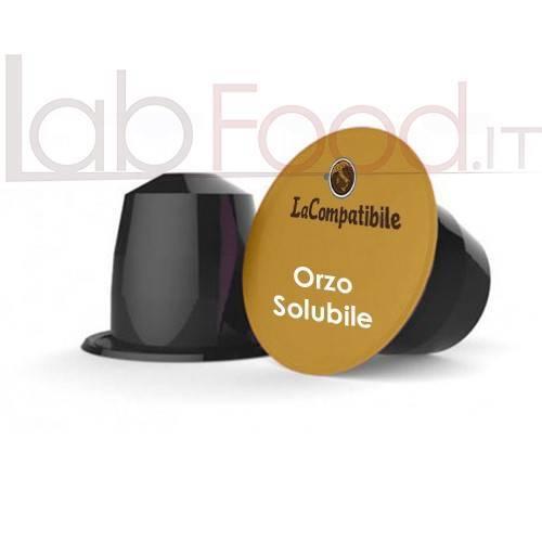 LA COMPA NESPRESSO ORZO SOLUBILE  (100 PZ)
