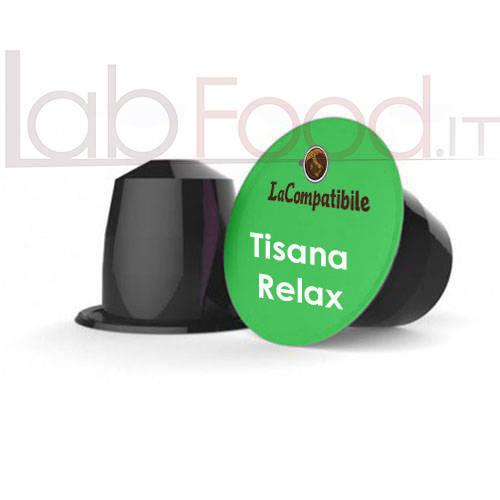 LA COMPATIBILE NESPRESSO TISANA RELAX (100 PZ)