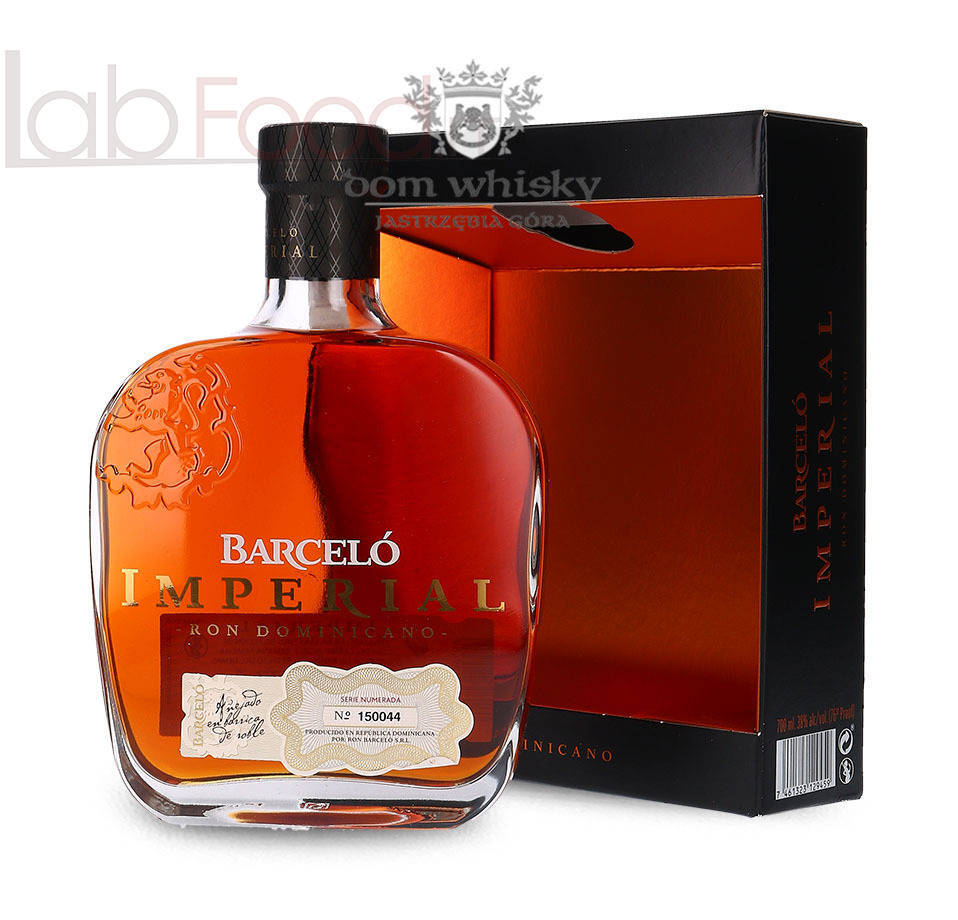 RUM BARCELO IMPERIAL CL 70