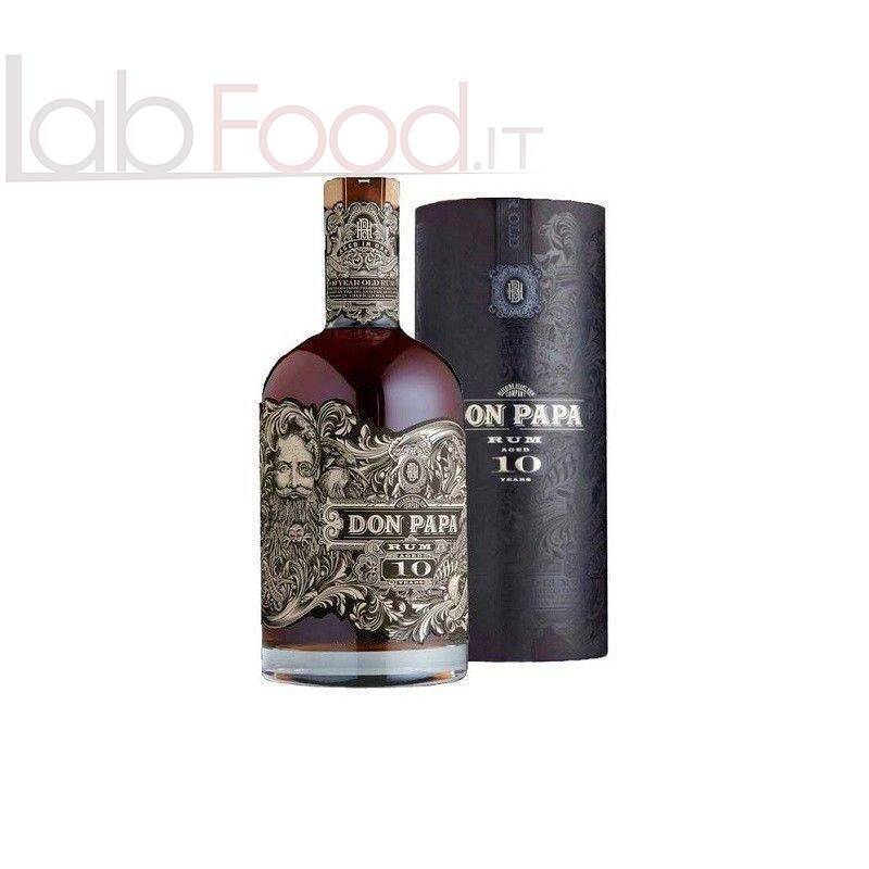 RUM DON PAPA 10 ANNI CL 70
