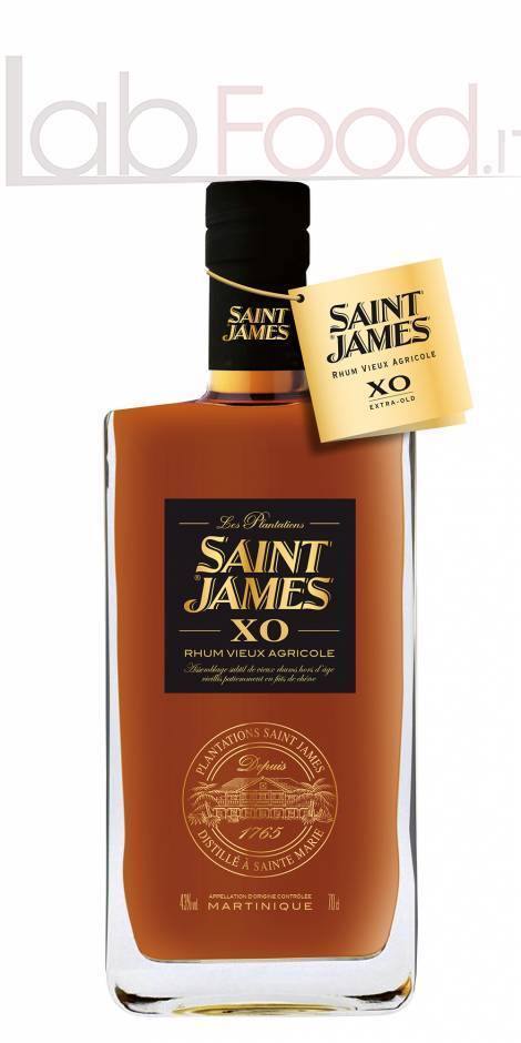 SAINT JAMES RUM XO 43* CL 70